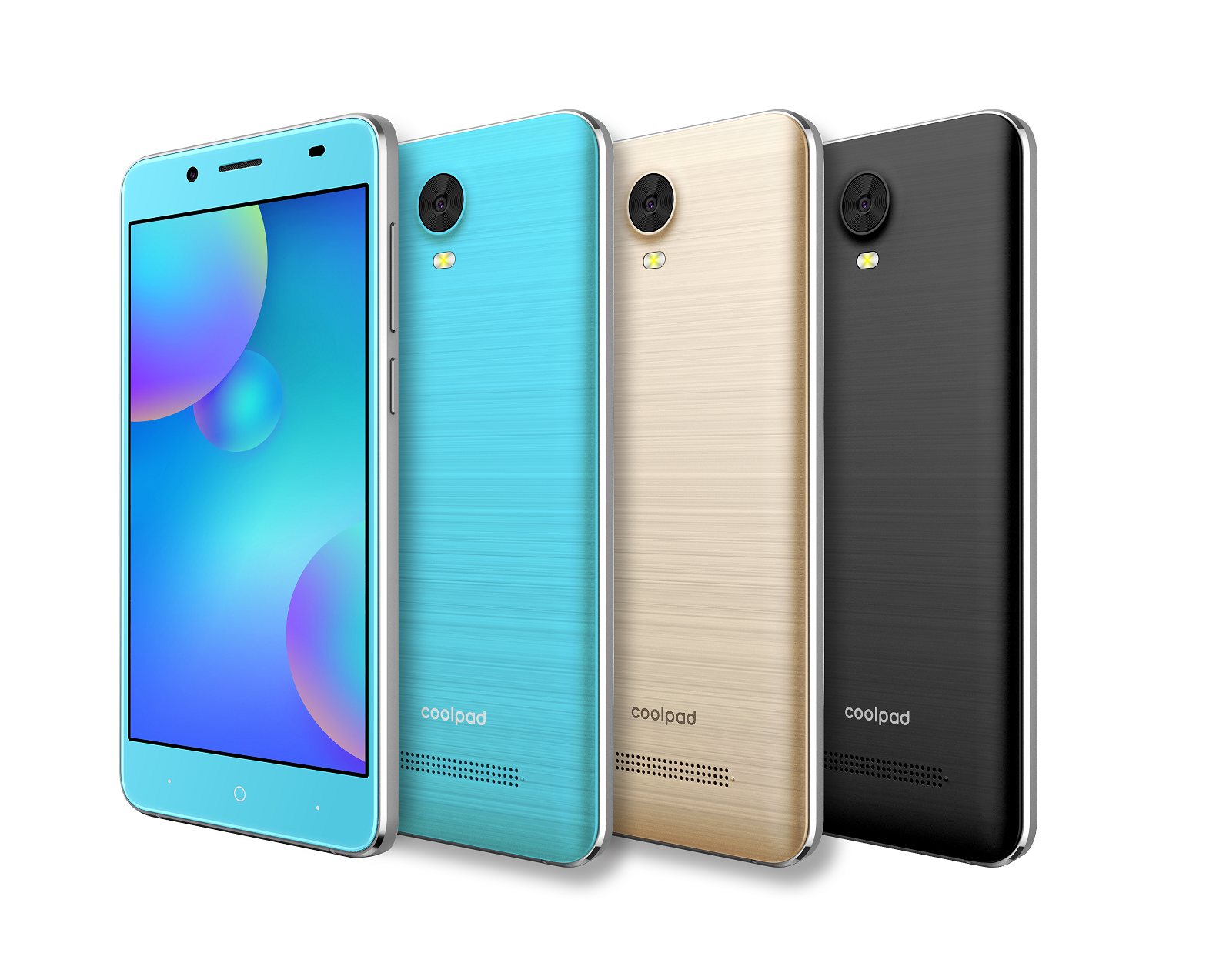 Coolpad Mega 5, 5C and 5M