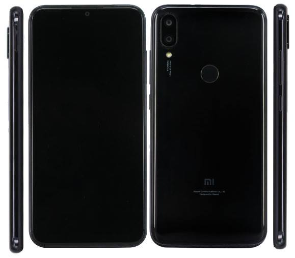 Xiaomi Redmi 7 Pro Spotted on TENAA With Waterdrop Notch 1