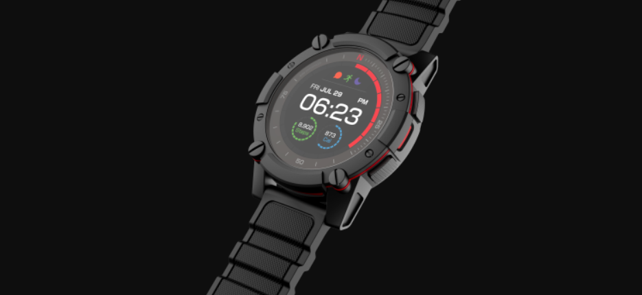 MATRIX PowerWatch 2: Smartwatch That Can Charge Itself From Your Body