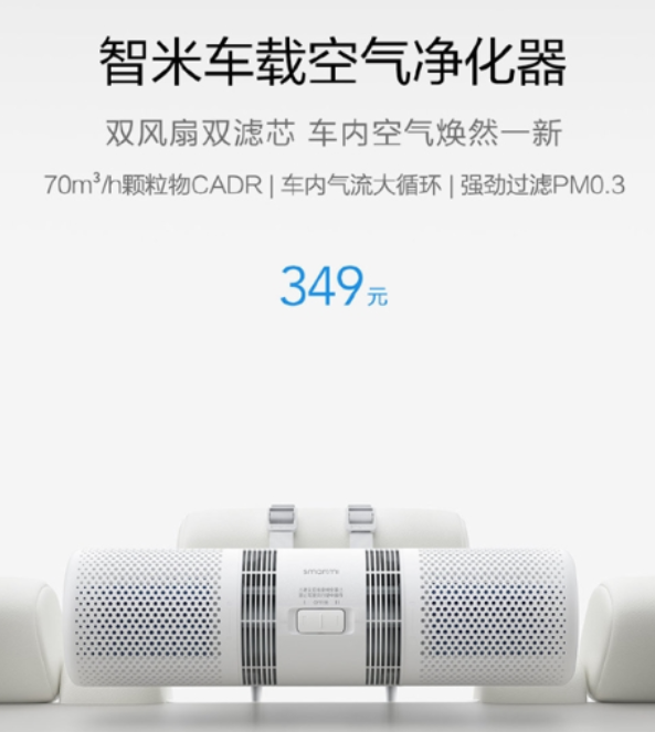 Smartmi Car Air Purifier