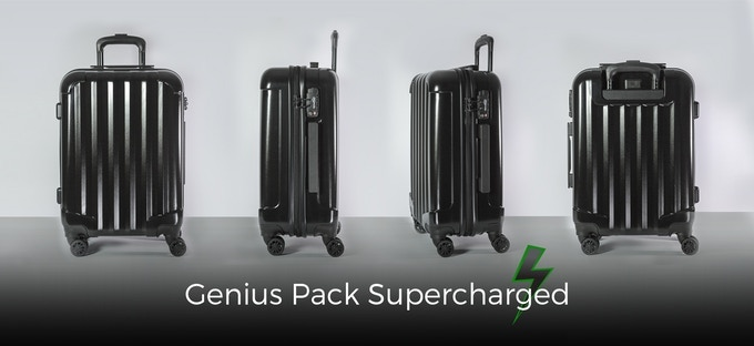 Genius Pack Supercharged