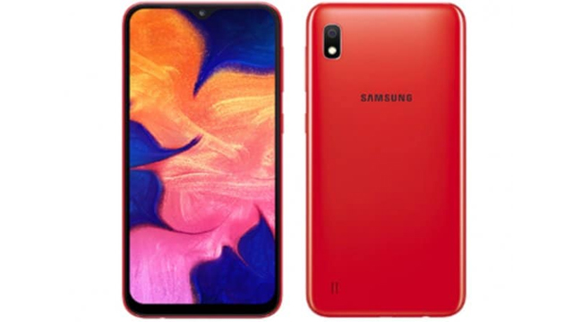 Samsung Galaxy A10 Goes on Sale Today