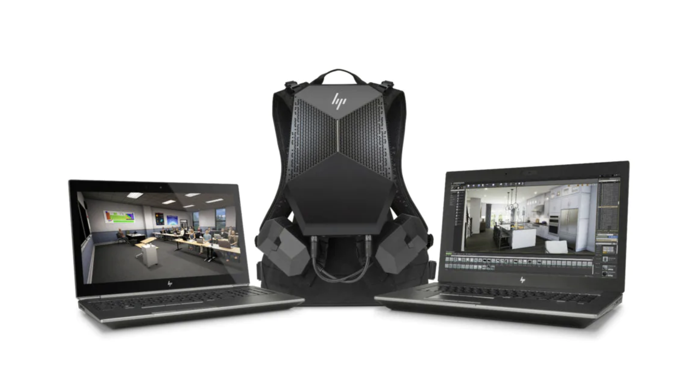 HP VR Backpack G2