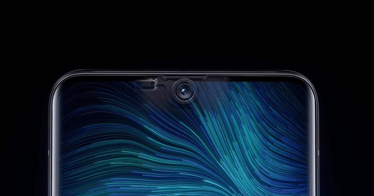 Oppo unveils world's first under-screen camera at MWC 2019 in Shanghai