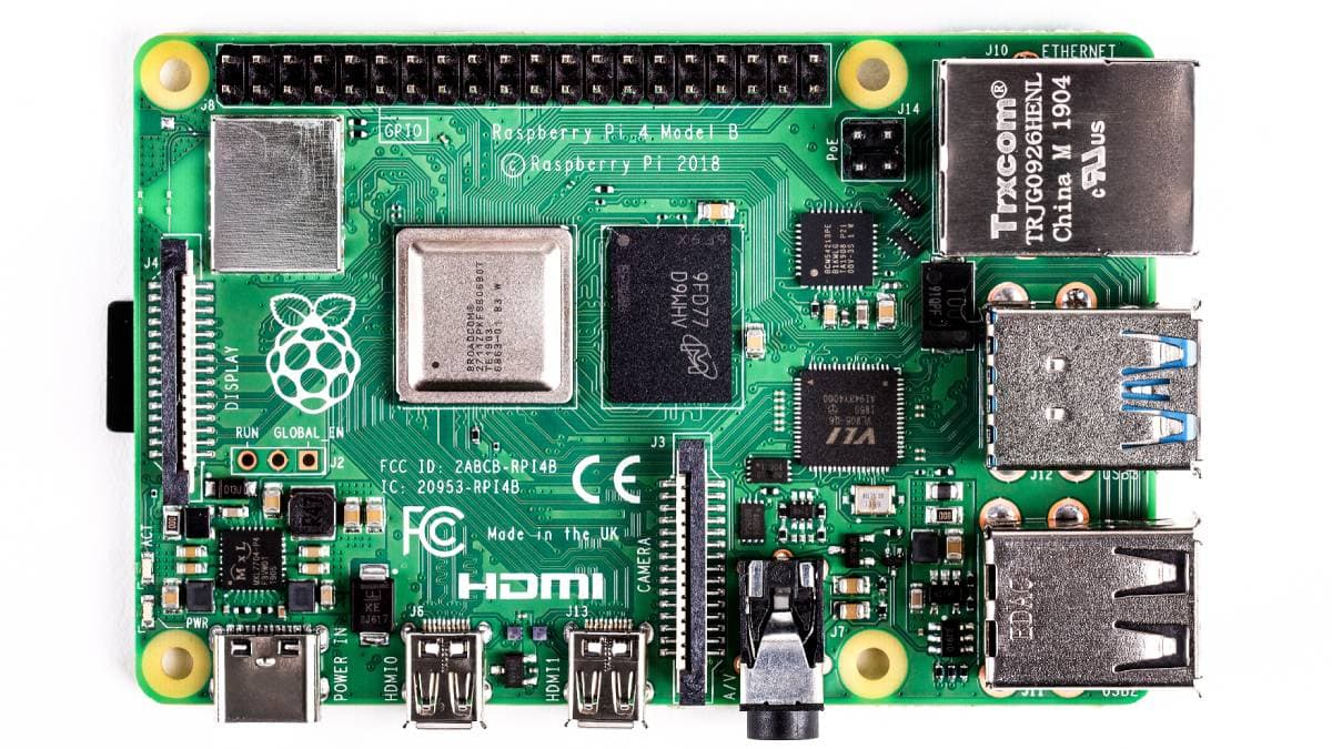 Raspberry Pi 4 announced with up to 4GB RAM and support for dual 4K displays