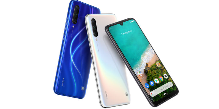 Xiaomi announces Mi A3 in Europe with Snapdragon 665 SoC at EUR 249